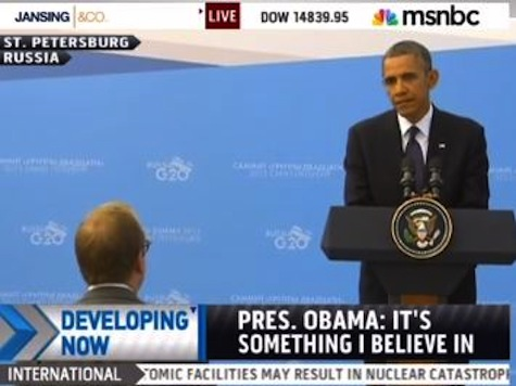 ABC's Karl Confronts Obama On Syria: 'It's A Pretty Basic Question'