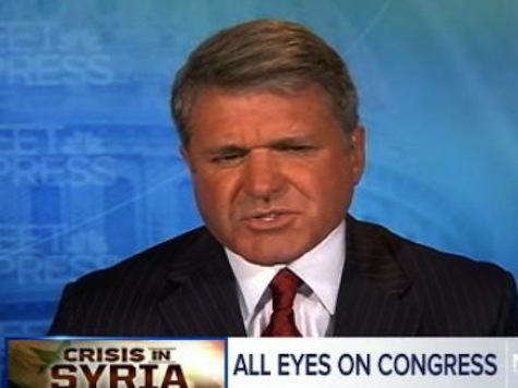 Rep McCaul: Syria Attack 'Face-Saving Measure' For Obama