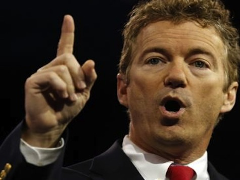 Rand Paul: I Want Syria Bill To Have 'Binding' Vote For President