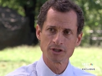 Weiner: 'I Don't Know' if Huma Will Be by My Side on Election Night