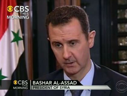 Assad: 'Expect Every Action' If U.S. Attacks