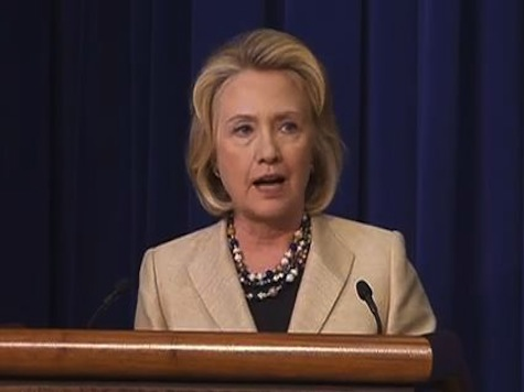 Hillary Clinton: Russia Has To Support International Community On Syria