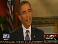 Obama: 'Not Enough To Trust … We're Going To Verify'