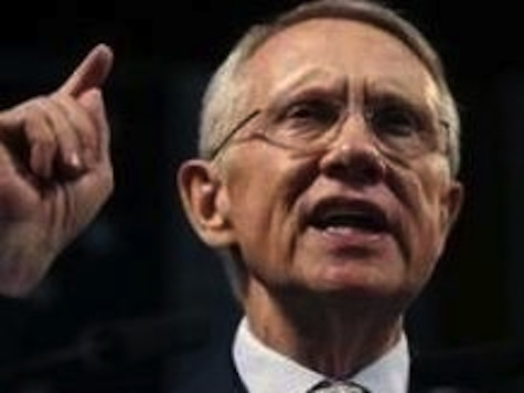 Harry Reid Invokes Holocaust As Argument For Syria Strike