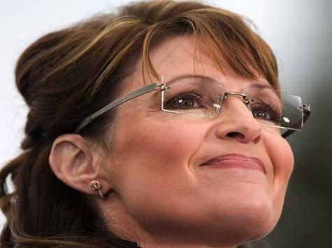 Palin Ad: 'Just Sayin'