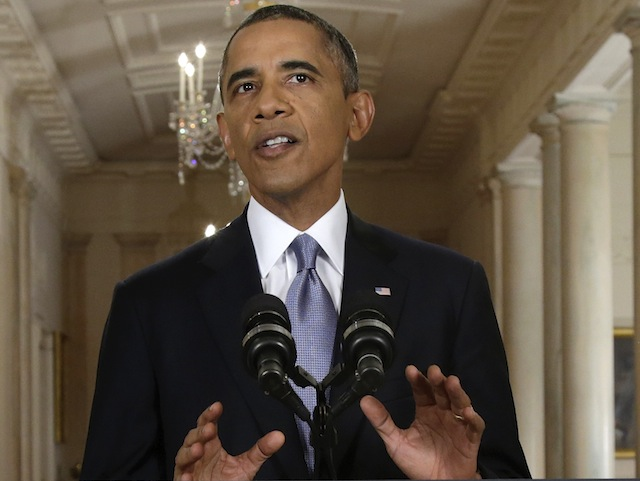 Obama To Left: Resolution, Condemnation 'Simply Not Enough'