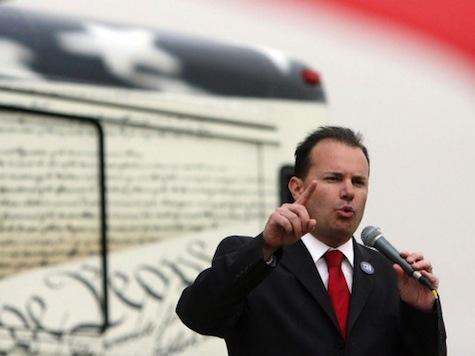 Senator Lee: ObamaCare 'Universally Despised' Outside Beltway