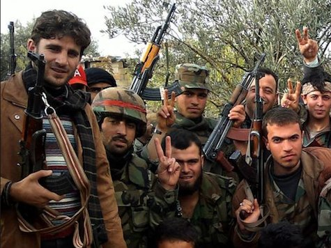 Kerry: Al Qaeda 'Best Fighters' Among Rebels