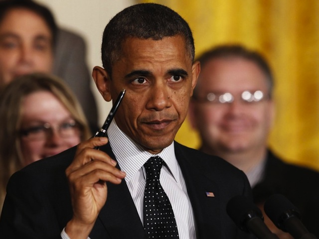 Obama: 'The United States Military Doesn't Do Pinpricks'