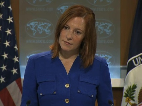 Reporter Jokes To Psaki: You've Drank The 'State Dept. Kool-Aid, Haven't You?'