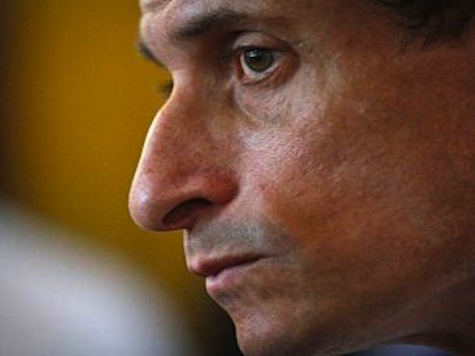 Weiner Gives Middle Finger To Reporters After Losing Mayor Bid
