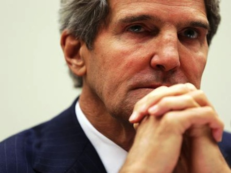 Kerry: Syria's Words On Chem Weapons Not Enough