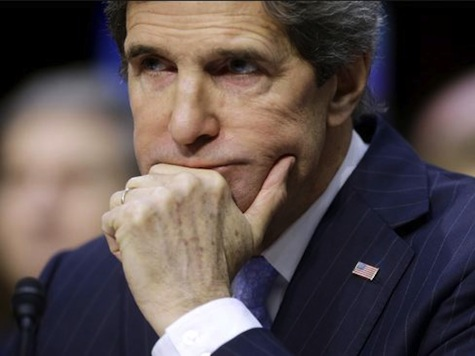 Kerry Rejects Assad's 30-day Timetable