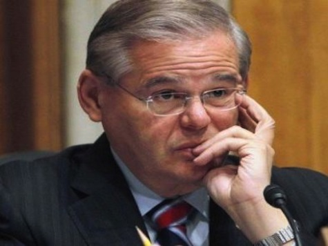 Menendez On Putin Op Ed: 'I Wanted To Vomit'