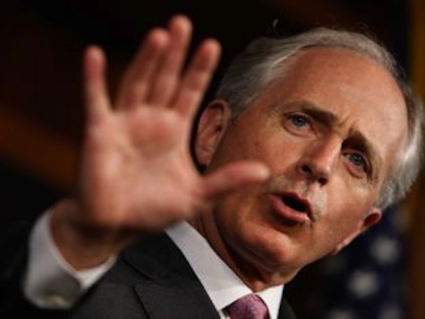 Sen. Corker: Obama Seems 'Very Uncomfortable' Being Commander-In-Chief