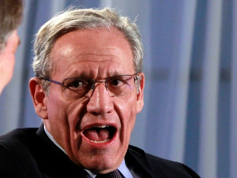 Bob Woodward: GOP Using 'Extortion, Blackmail' To Defund Obamacare