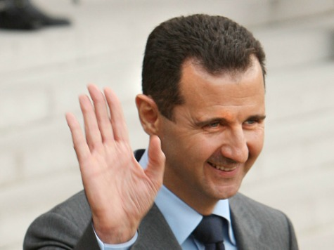 Jeffrey Goldberg: In a Perverse Way, We're Partnering With Assad