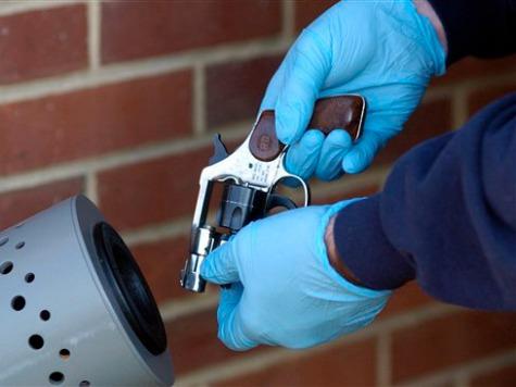 Virginia Police Test Gun Tracking Program