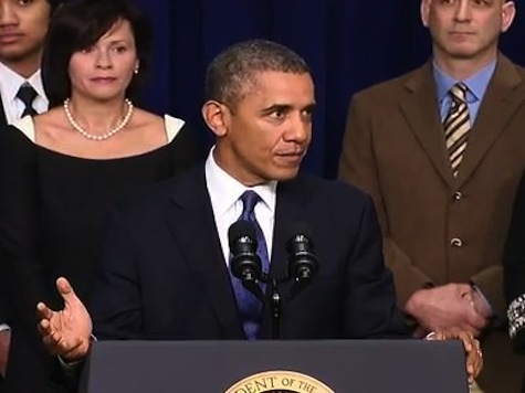Obama: 'No Serious Evidence' Obamacare Holding Back 'Economic Growth'