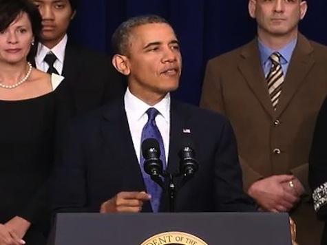 Obama: GOP Threatening 'Economics Chaos'
