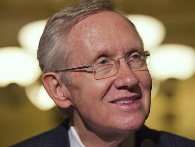 Reid Blames Colorado Floods On 'Climate Change'
