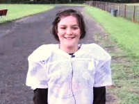 12-Year-Old Girl Player on Football Team