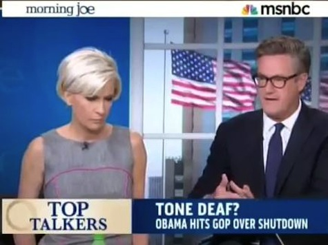 Scarborough: Imagine If GWB Gave Partisan Speech On Day Of A Mass Shooting