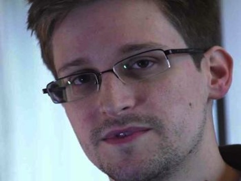 Snowden Nominated For European Rights Prize