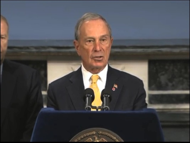 Mayor Bloomberg: Study Shows 1-in-30 Online Gun Buyers Legally Prohibited From Purchasing Firearms