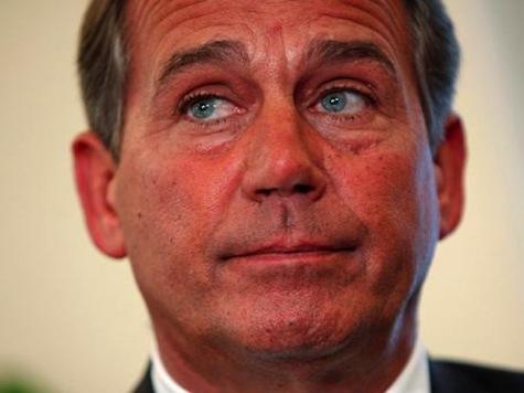 Boehner: House Will Defund Obamacare