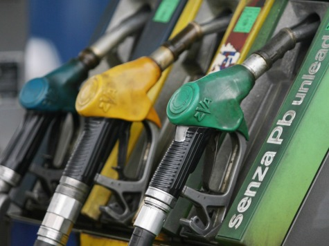 Gas Prices Above $3 per Gallon for 1,000 Consecutive Days