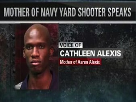 Navy Yard Shooter's Mother Speaks: 'My Heart Is Broken'