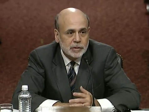 Bernanke Says Jobless Rate Above Acceptable Levels