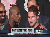 Boxing Judge Steps Down After Mayweather vs. Canelo Fight
