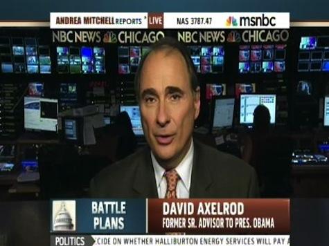Axelrod Talks Boehner's 'Hostage Drama'