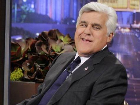 Leno: Obamacare so Unpopular 'President's Now Calling It Bidencare'