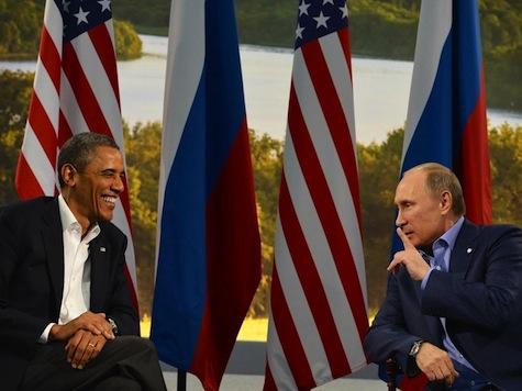 Boehner: Obama Negotiates With Putin, Not Republicans