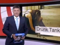 BBC Anchor Mistakes Pile of Paper for iPad
