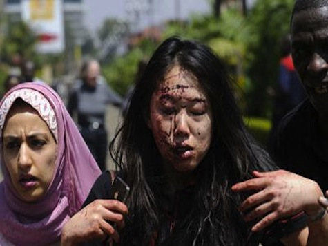 Islamic Terrorists Target Non-Muslims, Kill Over 20 at Kenyan Mall