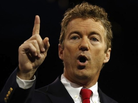 Rand Paul: 'If John Roberts Loves ObamaCare So Much, He Should Get It'
