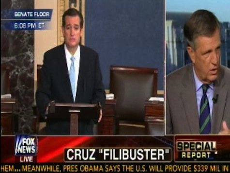 Brit Hume: Cruz Stance 'Utterly Meaningless,' 'Political Theater Of The Absurd'