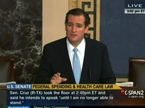 Cruz: The Little Engine That Could