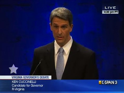 Cuccinelli: If McAuliffe Elected Governor, State Motto Will Be 'Quid Pro Quo'