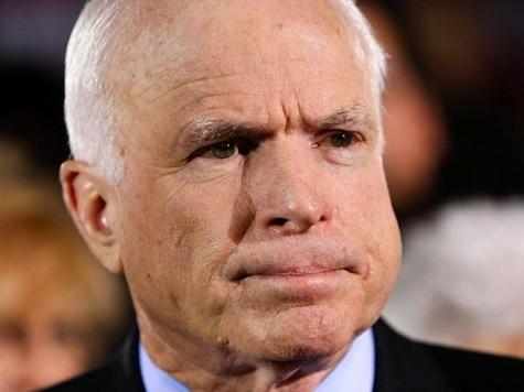 McCain Attacks Cruz After Filibuster
