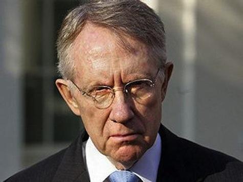 Reid: Cruz Filibuster Big 'Waste Of Time'