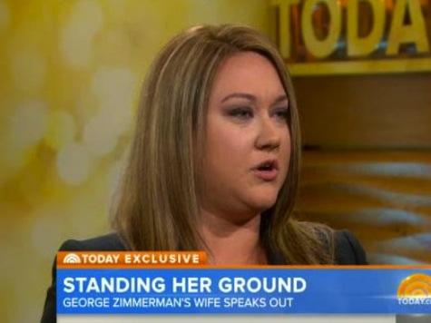 Zimmerman's Wife Now Doubts His Innocence