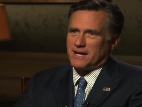 Romney Disagrees with Cruz and GOP's Tactics In Obamacare Battle