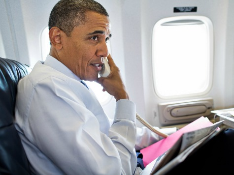 Obama Announces Phone Call with Iran President