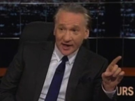 Bill Maher: Ted Cruz Filibuster 'Political Version Of Twerking'
