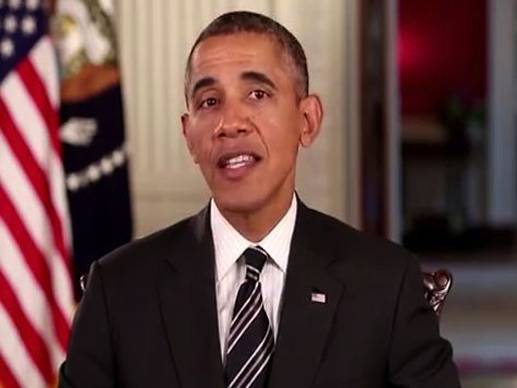 Obama Uses Weekly Address to Demand Congress Stop Trying to Shut Down Govt